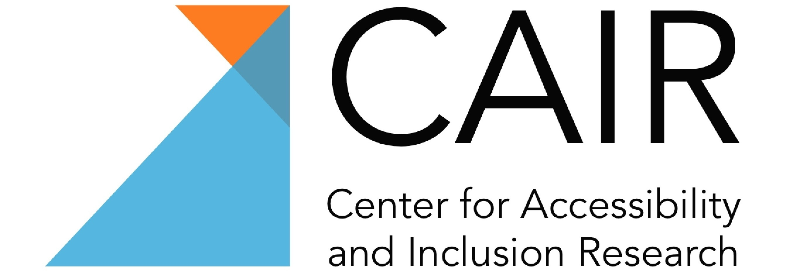 Center for Accessibility and Inclusion Research (CAIR)